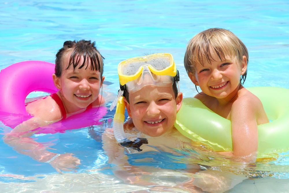 Безопасность детей на воде