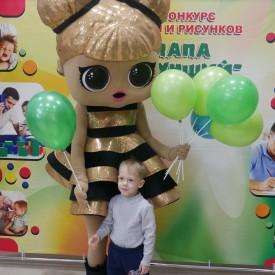 """Участник конкурса """"Мой папа самый лучший"""""""
