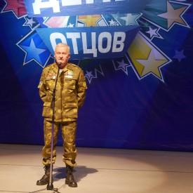 Председатель местной Нижневартовской общественной организации «Ветераны пограничных войск «Застава-86»