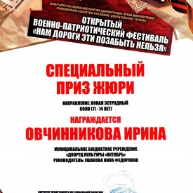Nam_dorogi_eti_Ovcinnikova_Spec_priz_zuri.JPG